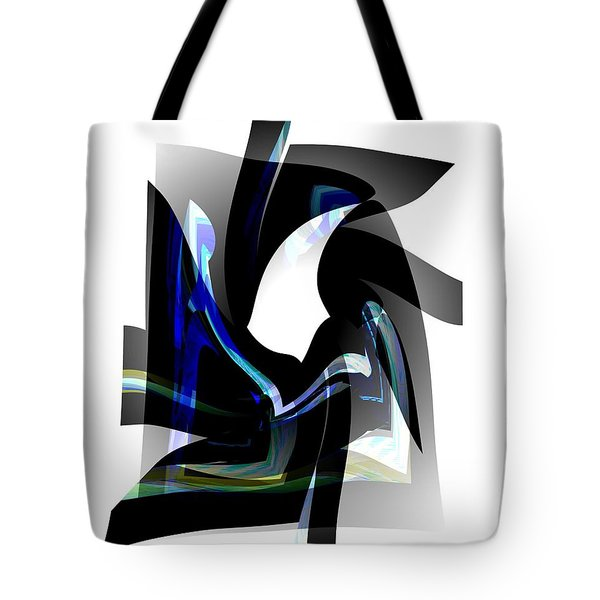 Back To Life  Tote Bag by Thibault Toussaint
