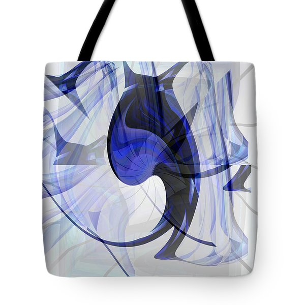 Back To Life 4 Tote Bag by Thibault Toussaint