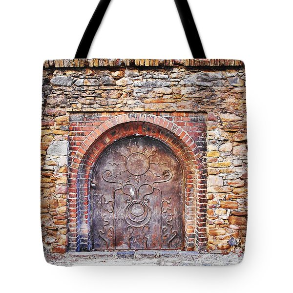 Back To Medieval Times Tote Bag