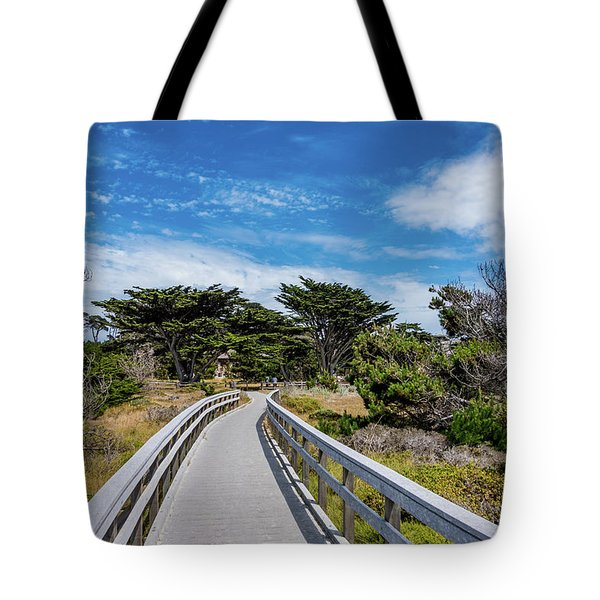 Back To The Grounds Tote Bag