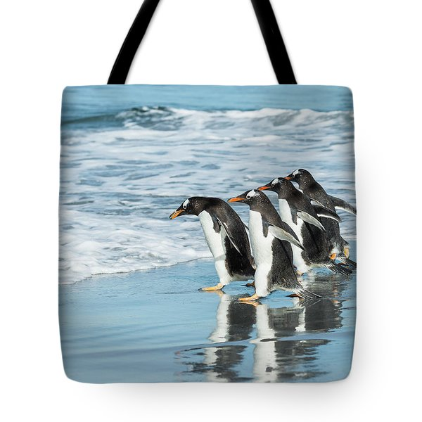 Back To The Sea. Tote Bag