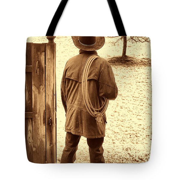 Back To Work Tote Bag