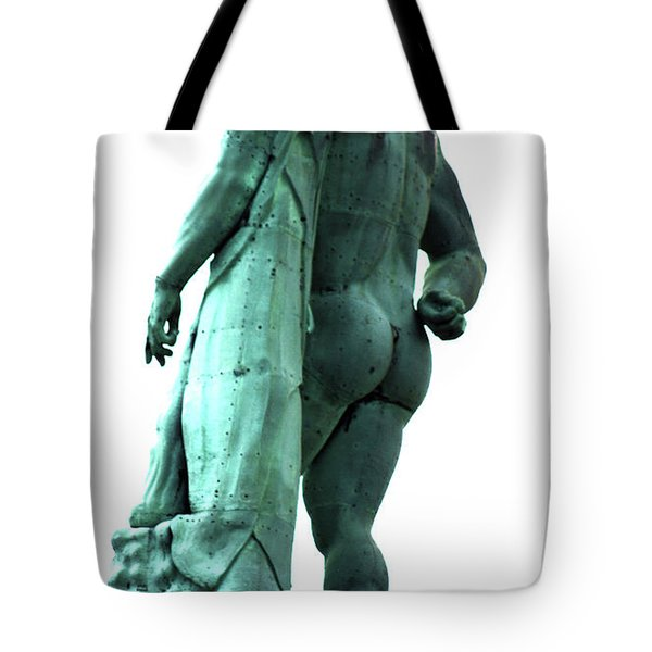 Back View From Great Hercules Tote Bag