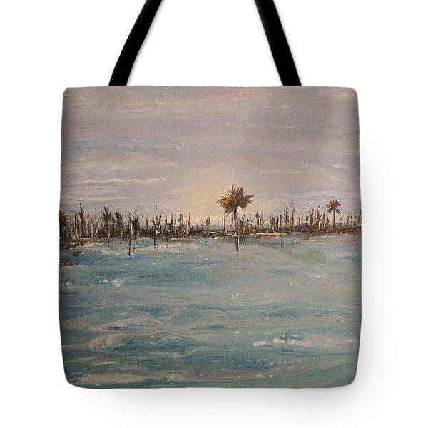Backbay No. 403 Tote Bag