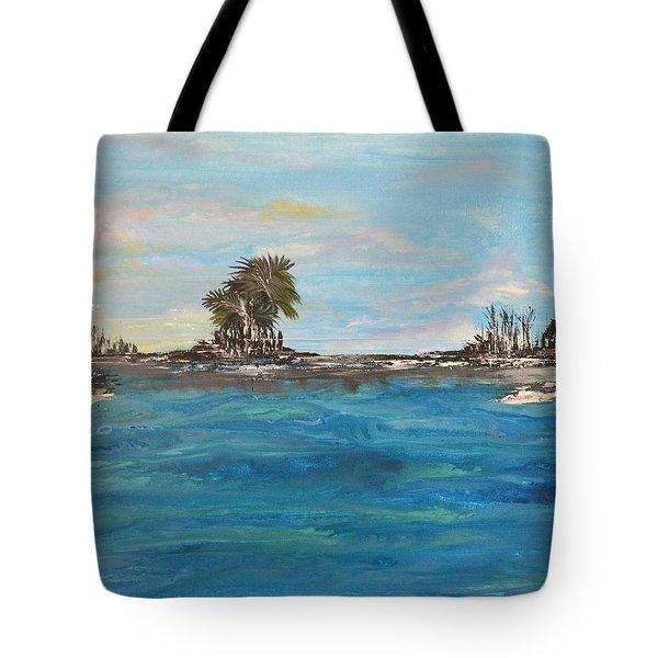 Backbay No. 404 Tote Bag