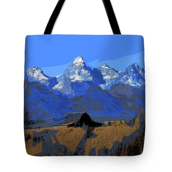 Backdrop Tote Bag