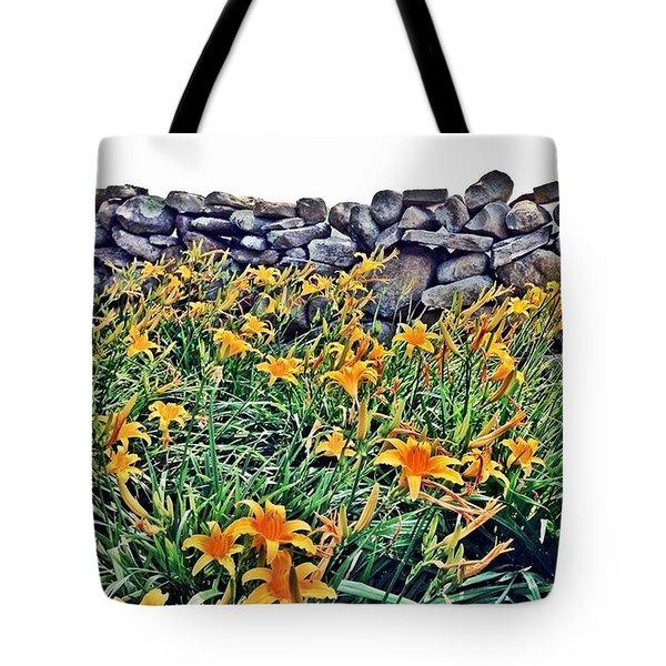 Flowers Of Summer Tote Bag