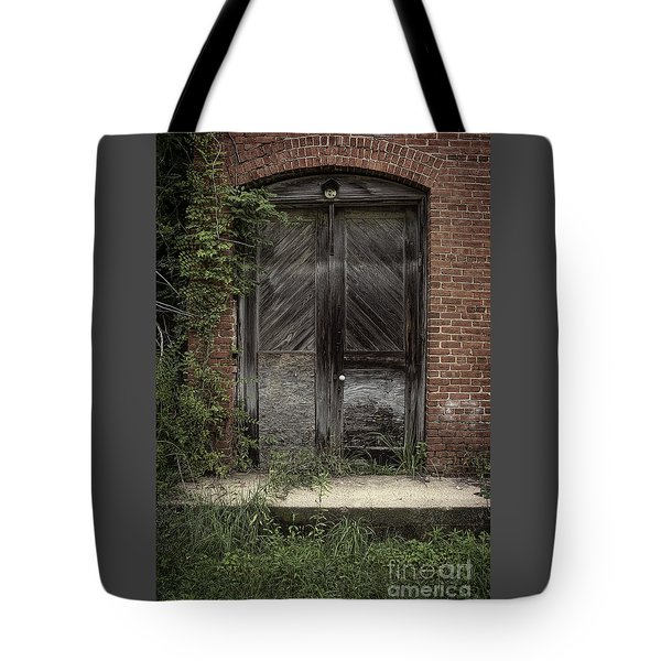 Backstreet Entrance Tote Bag