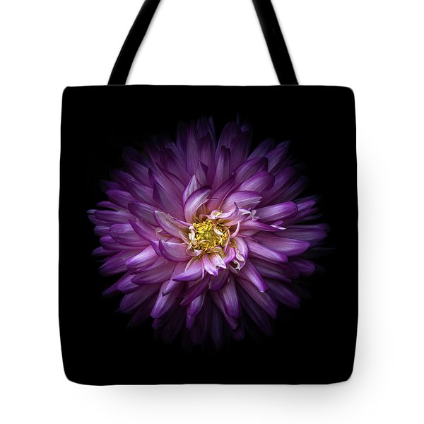 Backyard Flowers 20 Color Version Tote Bag by Brian Carson