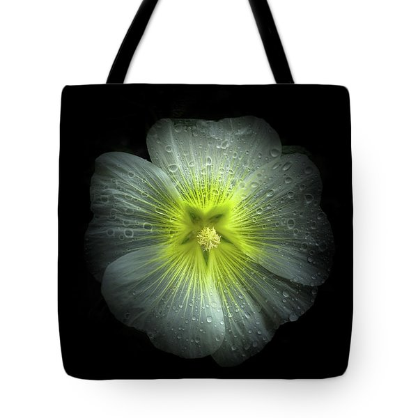 Backyard Flowers 62 Color Version Tote Bag
