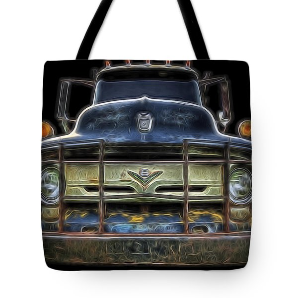 Bad 56 Ford Tote Bag