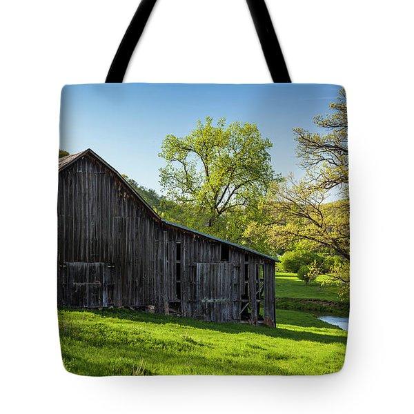 Bad Axe Barn Tote Bag