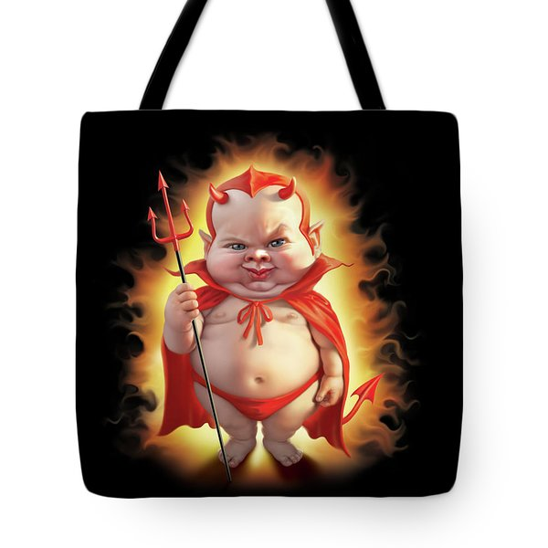 Bad Baby Tote Bag