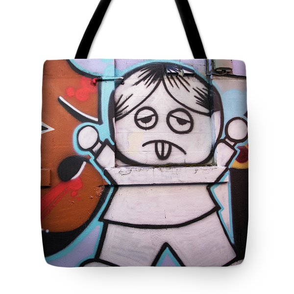 Bad Beans Tote Bag