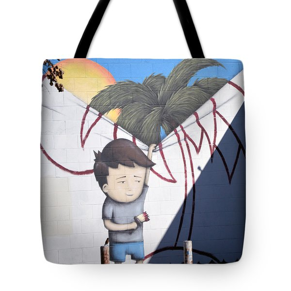 Bad Boy Tote Bag by Bill Dutting