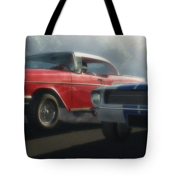 Bad Company Tote Bag