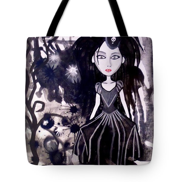 Bad Doll  Tote Bag