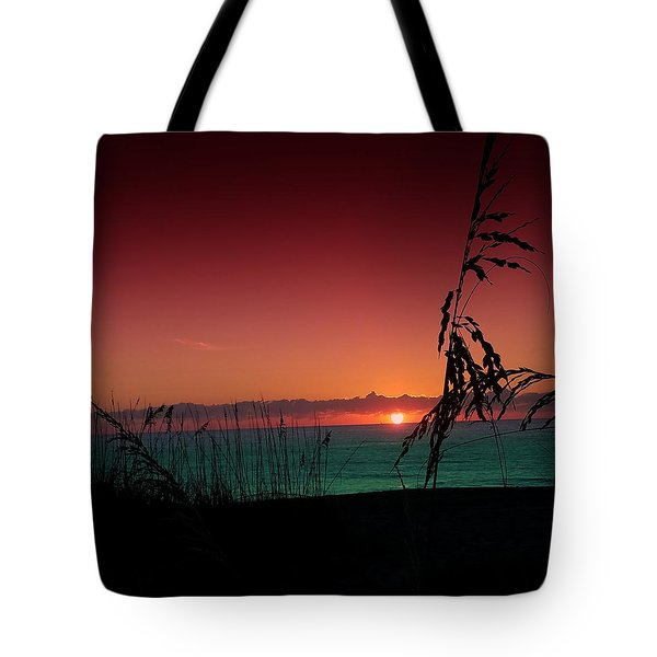 Bad East Coast Sunrise  Tote Bag