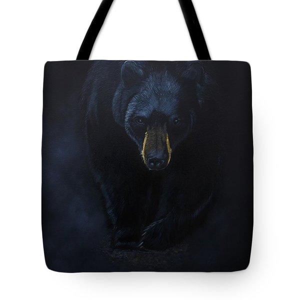 Bad Encounter Tote Bag