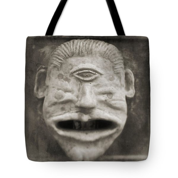Bad Face Tote Bag