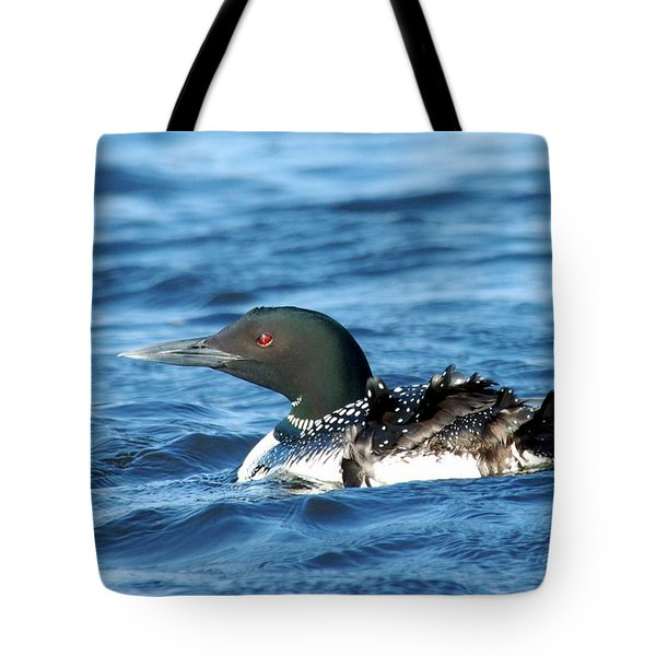 Bad Feather Day Tote Bag
