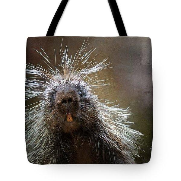 Bad Hairday Tote Bag