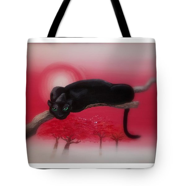 Bad Leopard   Tote Bag