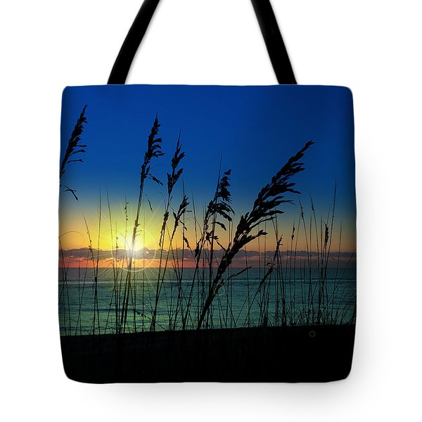 Bad Sea Oats  Tote Bag