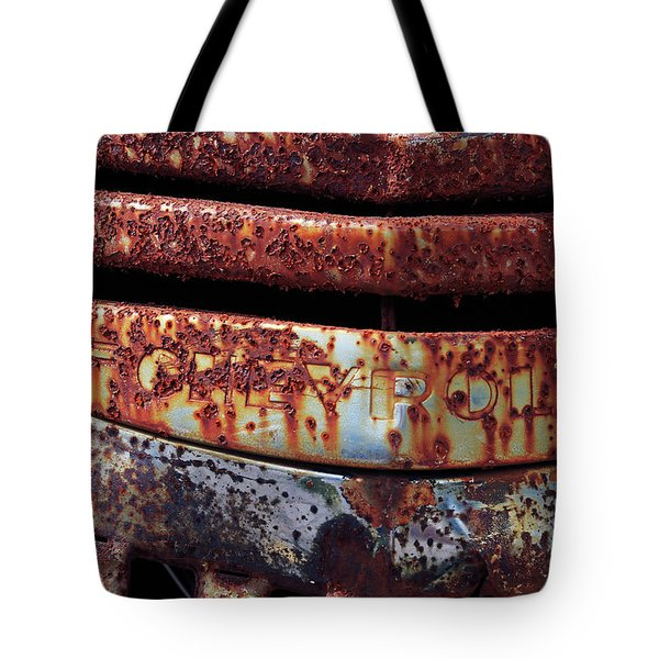 Bad Teeth Tote Bag