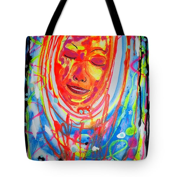 Baddreamgirl Tote Bag