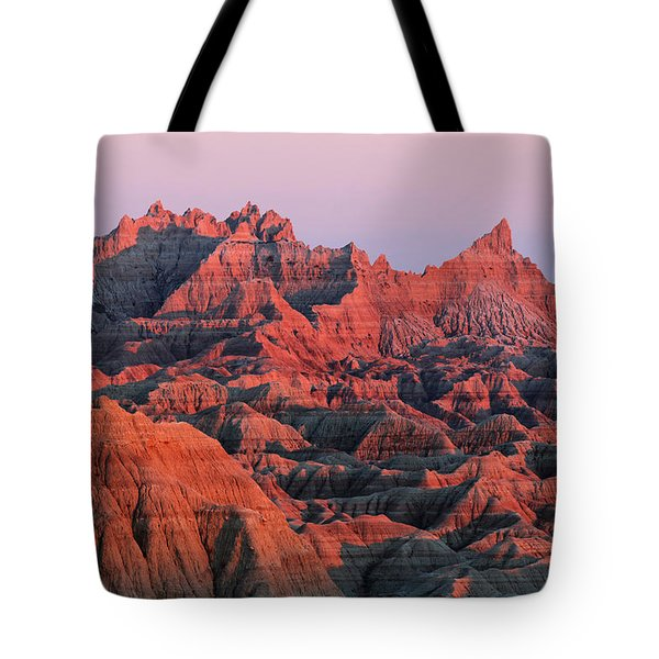 Badlands Dreaming Tote Bag
