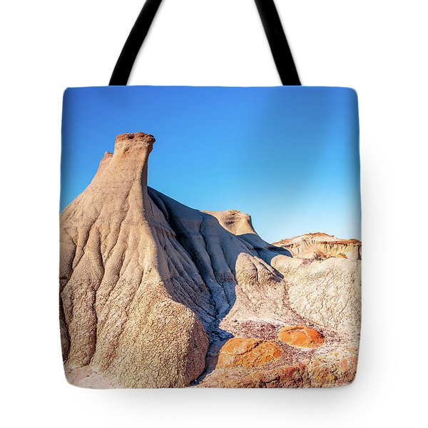 Badlands Formations Tote Bag