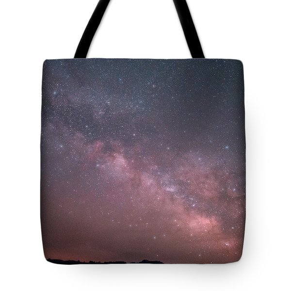 Badlands Milky Way Tote Bag