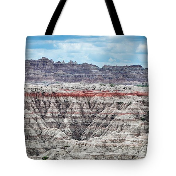 Badlands National Park Vista Tote Bag