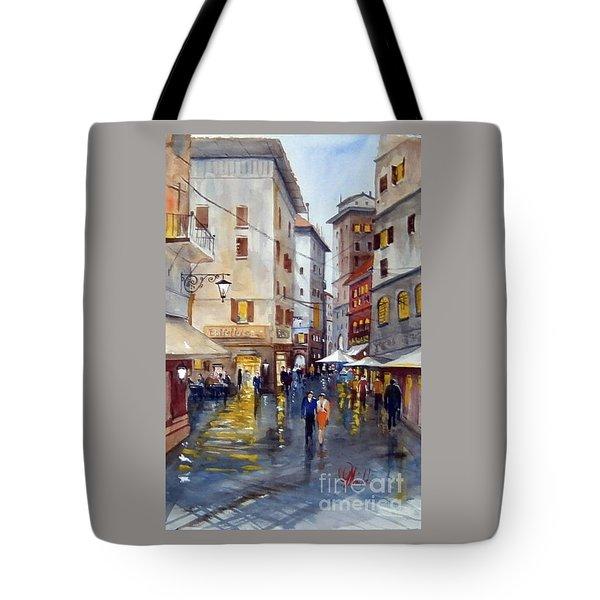Baffettos Rome Tote Bag