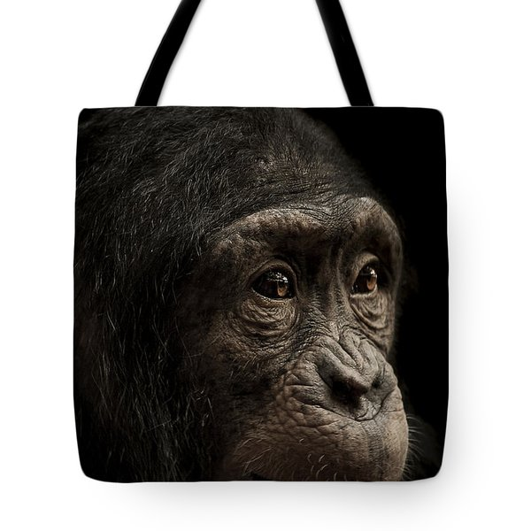 Baffled Tote Bag by Paul Neville