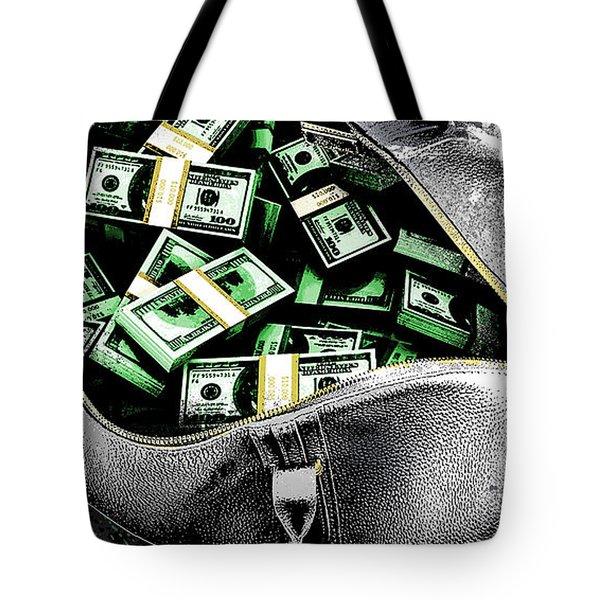 Bag-o-money Tote Bag