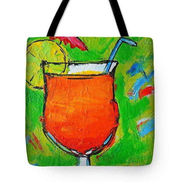 Bahama Mama - Tropical Drink Tote Bag