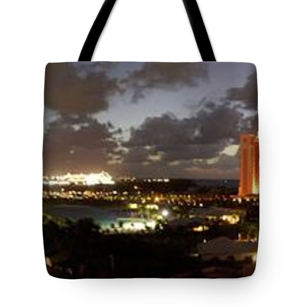 Bahama Night Tote Bag