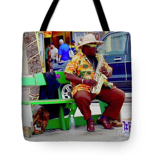 Bahama Solo Tote Bag