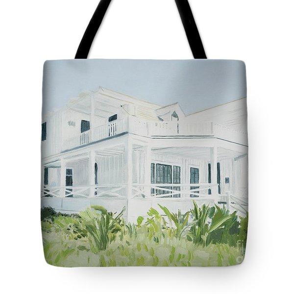 Bahamian House, 2004 Tote Bag