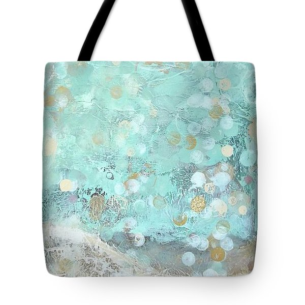 Bahamian Rapture II Tote Bag