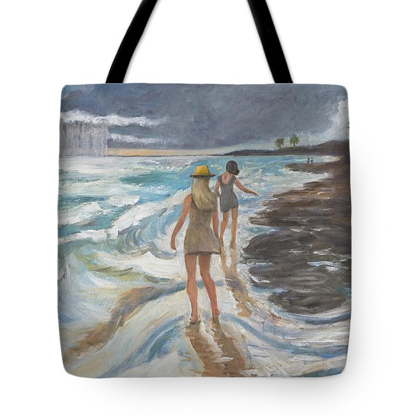 Bahia Honda Beach Tote Bag