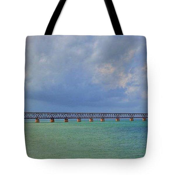 Bahia Honda Tote Bag