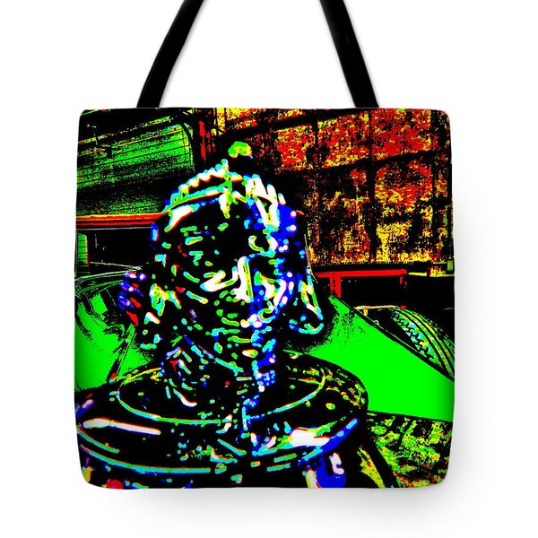 Bahre Car Show II 23 Tote Bag