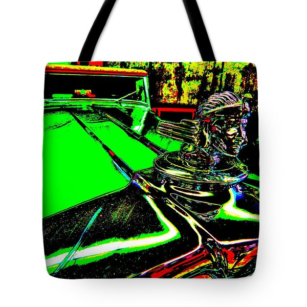 Bahre Car Show II 24 Tote Bag