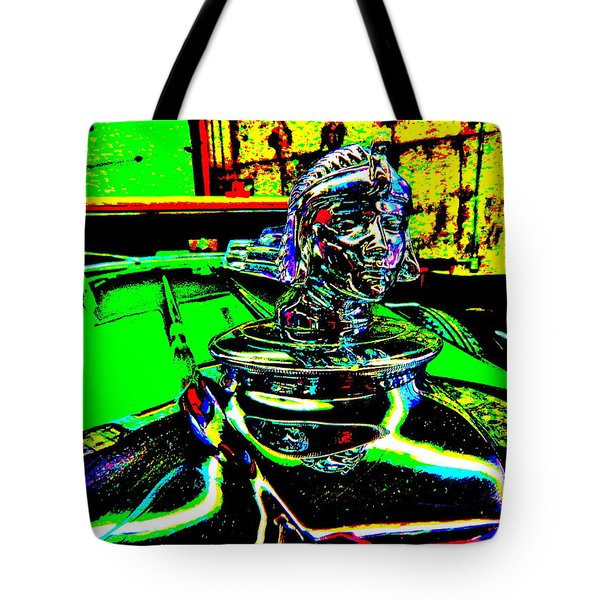 Bahre Car Show II 25 Tote Bag