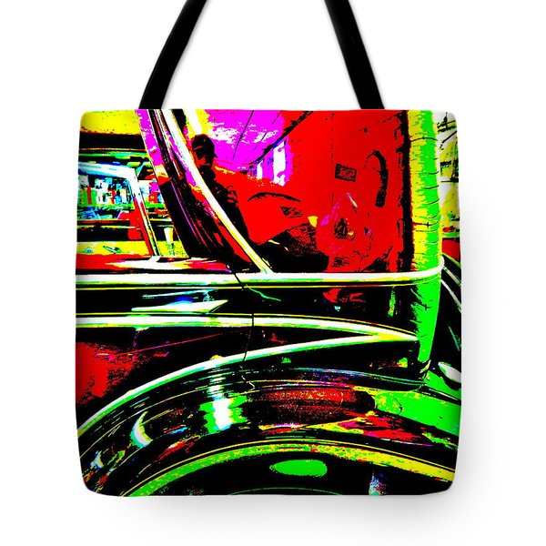 Bahre Car Show II 26 Tote Bag