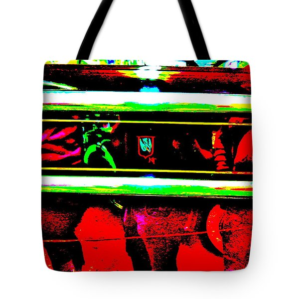 Bahre Car Show II 28 Tote Bag