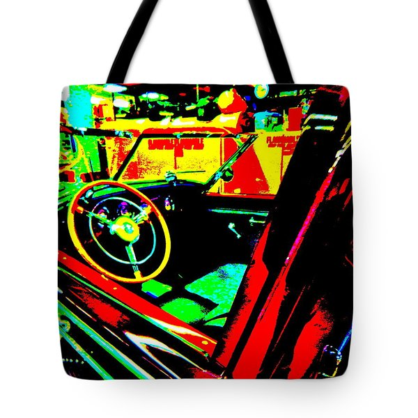 Bahre Car Show II 29 Tote Bag